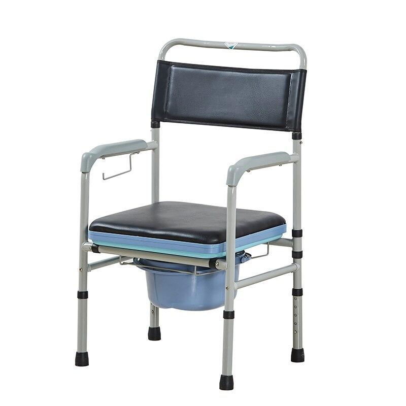 Укрепляющее нескользящее кресло горшок для пожилых людей/пациентов/беременных