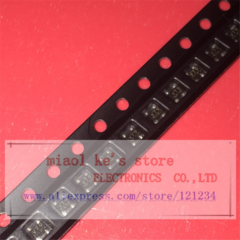 [5pcs-50pcs] 100%New Original; NE3508M04-T2-A NE3508M04-T2 NE3508M04 NE3508 (v79 V79) -FET RF 4V 14dB 2GHZ SOT-343F