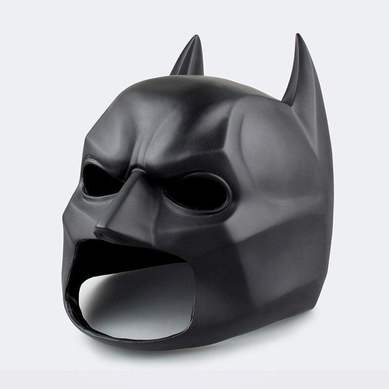 21 centímetros Madrugada de Justiça Dark Knight Rises Batman Máscara Do Partido máscara de Super Heroes Action Figure Modelo