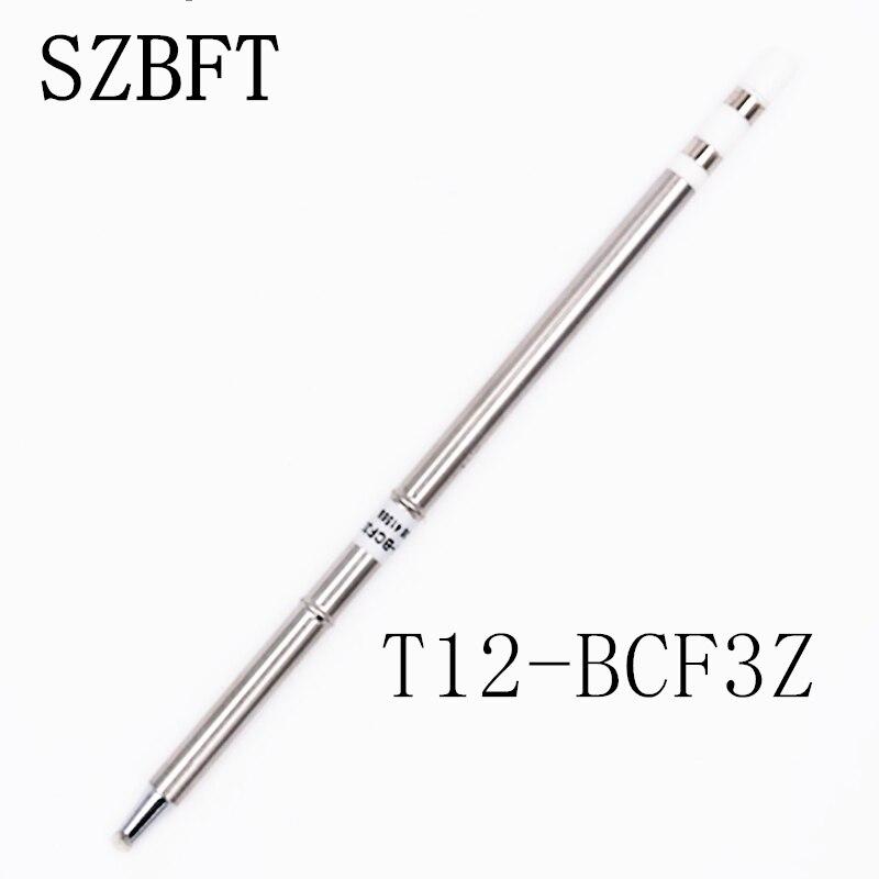 SZBFT T12-BCF3Z B2 BC1 BC2 BC3 BL BCF1 vb havya İpuçları sting serisi Hakko lehimleme Rework istasyonu FX-951 FX-952