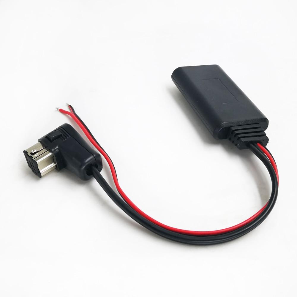 Adaptateur Biurlink Bluetooth 5.0 adaptateur de câble Audio sans fil Aux pour IP-BUS CD Pioneer