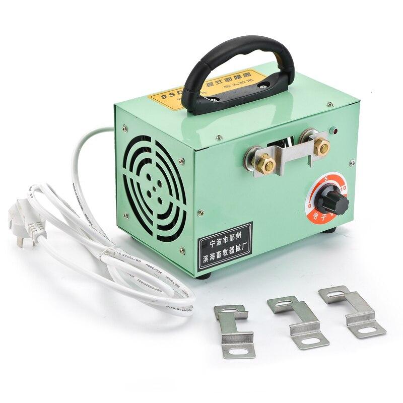 220V 9SDH máquina automática de eliminación de boca máquina cortadora de pico de pollo Y