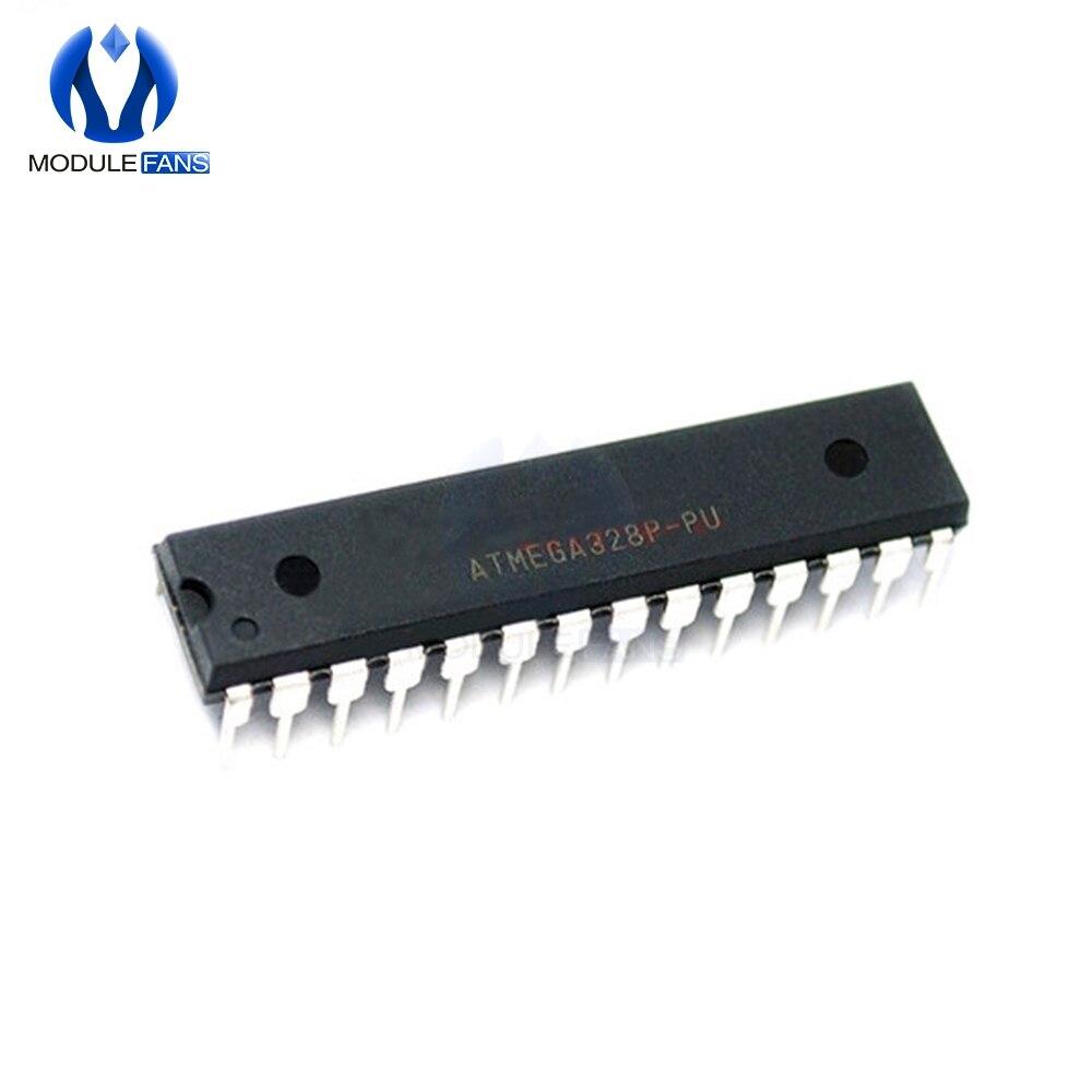 ATMEGA328 ATMEGA328P ATMEGA328P-PU DIP-28 микроконтроллер чип rduino UNO Bootloader микроконтроллер оригинальный модуль
