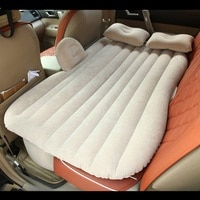 Car Travel Bed Inflatable Mattress Camping Accesorios for ford explorer 5 figo focus 1 2 3 mk1 mk2 mk3 fusion kuga mk2 ranger