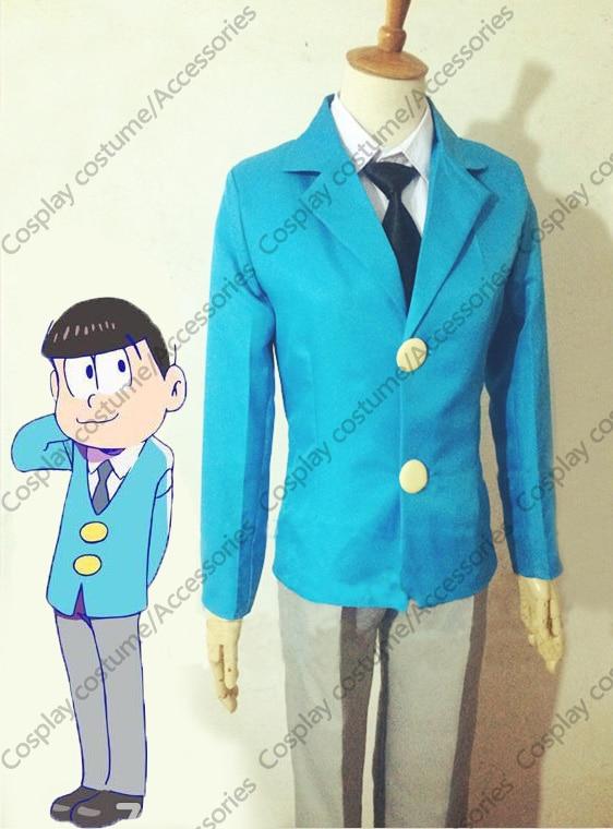 Osomatsu-san Cosplay uniforme japonés Anime Sr. Osomatsu san Matsuno Karamatsu Choromatsu Ichimatsu Cosplay disfraces