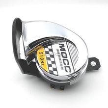 Motocykl 510Hz Chrome sport Horn dla Kawasaki Vulcan VN 800 900 1500 1600 1700/dla Suzuki Boulevard Intruder C50 C90