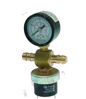 Convotherm 2217333 convotherm combi vapor forno interruptor de pressão kit calibre 0-4 barra escala parte
