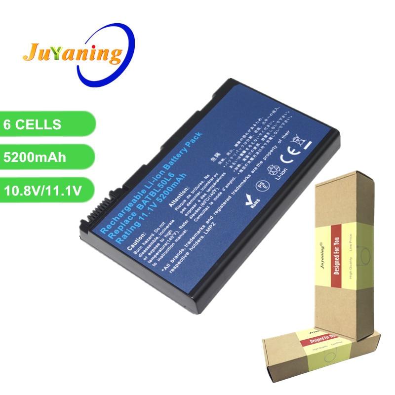 Batería del ordenador portátil para acer Aspire 3100, 3690, 5100, 5610, 5630,...