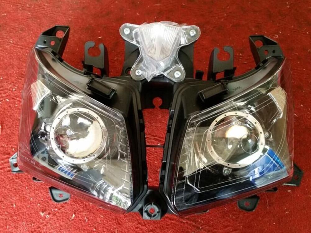 TMAX530 Motorcycle Headlight Front Head Light Lamp Headlamp For Yamaha TMAX 530 T-MAX 530 2012 2013 2014 12 13 14