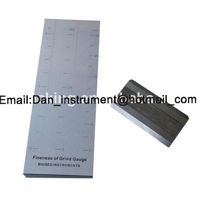 BGD242/1 0-25UM 1.25um ، قيمة تقسيم الفولاذ المقاوم للصدأ ، أخدود مزدوج ، مقياس دقيق