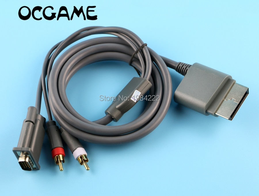 Cable de alta definición para xbox360 XBOX 1,8, pieza de 360 m,...