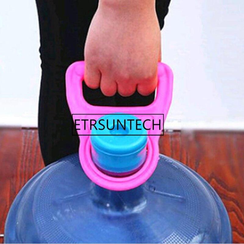مقبض دلو ماء معبأ في زجاجات ، سميك ، خطاف ، سطل ماء معبأ في زجاجات ، 100 قطعة