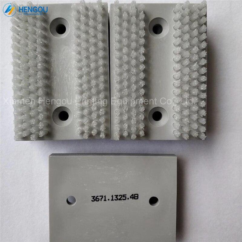Repuestos de impresora Muller Martini 3671.1325.4 cepillo para máquina de impresión offset