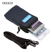OEEKOI Multi-Function Belt Clip Sport Bag Pouch Case for Digma CITI POWER 4G/Z530/MOTION/CITI ATL/CITI Z560/CITI Z520/Z510/Z540
