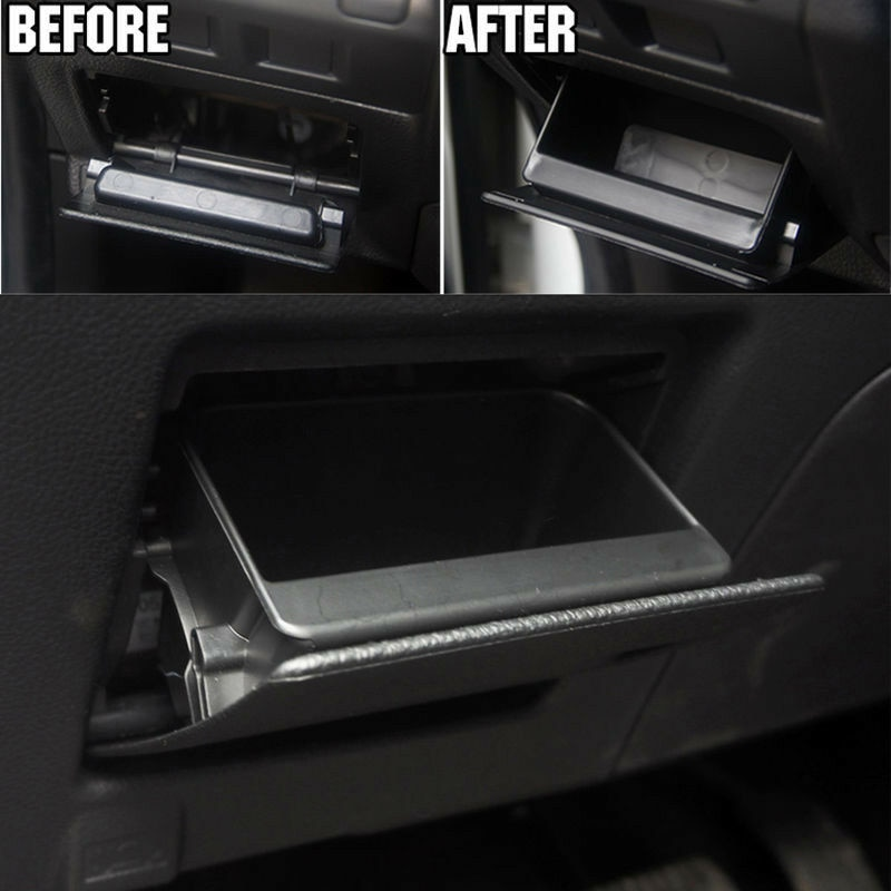 Tapa de la cubierta del fusible del bolsillo de la caja de la moneda del coche para WRX 2015-para SUBARU XV Crosstrek FORESTER OUTBACK LEGACY IMPREZA WRX STi