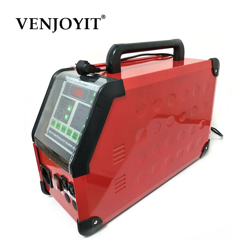 آلة تغذية الأسلاك الباردة ، جهاز التحكم الرقمي للحام Tig النبضي