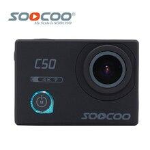Caméra daction de Sport gyroscopique dorigine fucoo C50 Wifi 4 K angles de vision réglables NTK96660 30 M Sport étanche DV