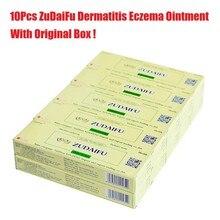 10PIECE ZUDAIFU Natural Skin Creams Eczema Ointments Psoriasis Eczema Allergic Neurodermatitis