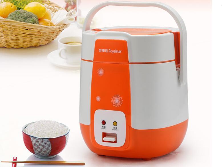 China Royalstar RX-12T automática houshold eléctrico mini arroz cocina 110-220-240v 1.2L