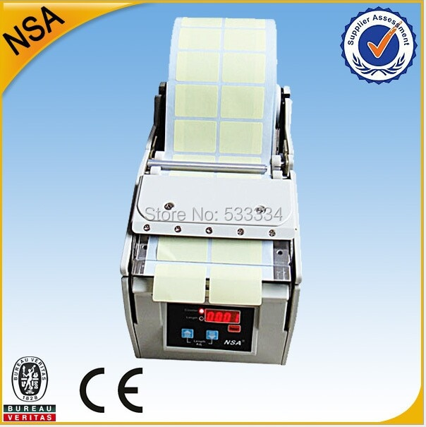 2018 envío gratis KNOKOO X-100 dispensador de etiquetas electrónicas, máquina peladora de etiquetas, 5-100mm de ancho, 250mm de diámetro máximo, nueva llegada