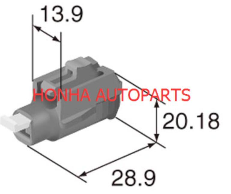 1p für Toyota 2JZ H2O wasser Temp auto sensor stecker 90980-11428 6189-0445