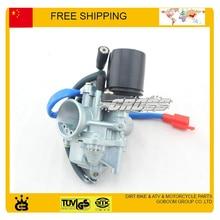 gy6 accessories 50cc 70cc 90cc carburetor JOG50 XH90 PZ19 engine free shipping