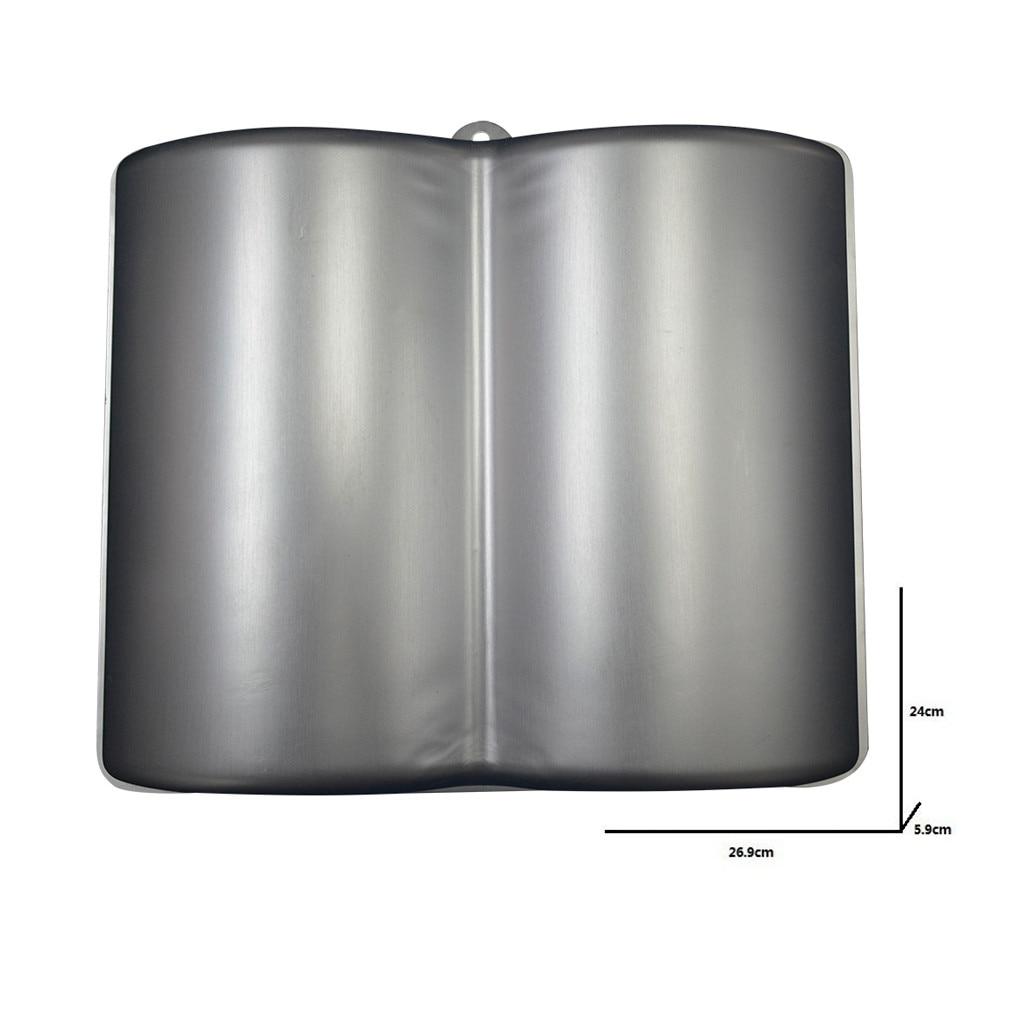 2019 nuevo molde de aluminio para decoración de tartas y libros bandeja de hornear molde para tartas molde para pan de silicona moule gateau
