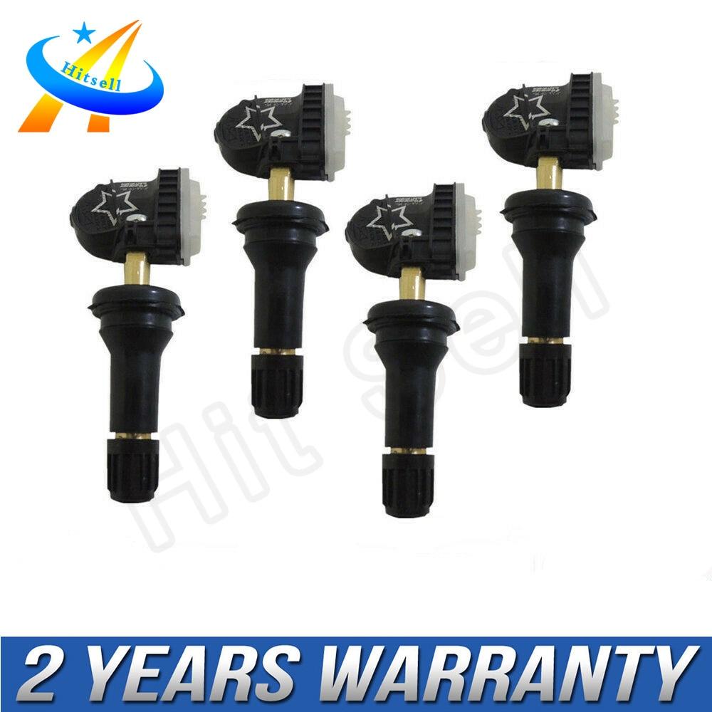 1 PCS 2 PCS 4 PCS Para GM Chevy Buick Cadillac TPMS Sensor De Pressão dos Pneus De Equipamentos Originais 13598771 13598772 13589597 23445327