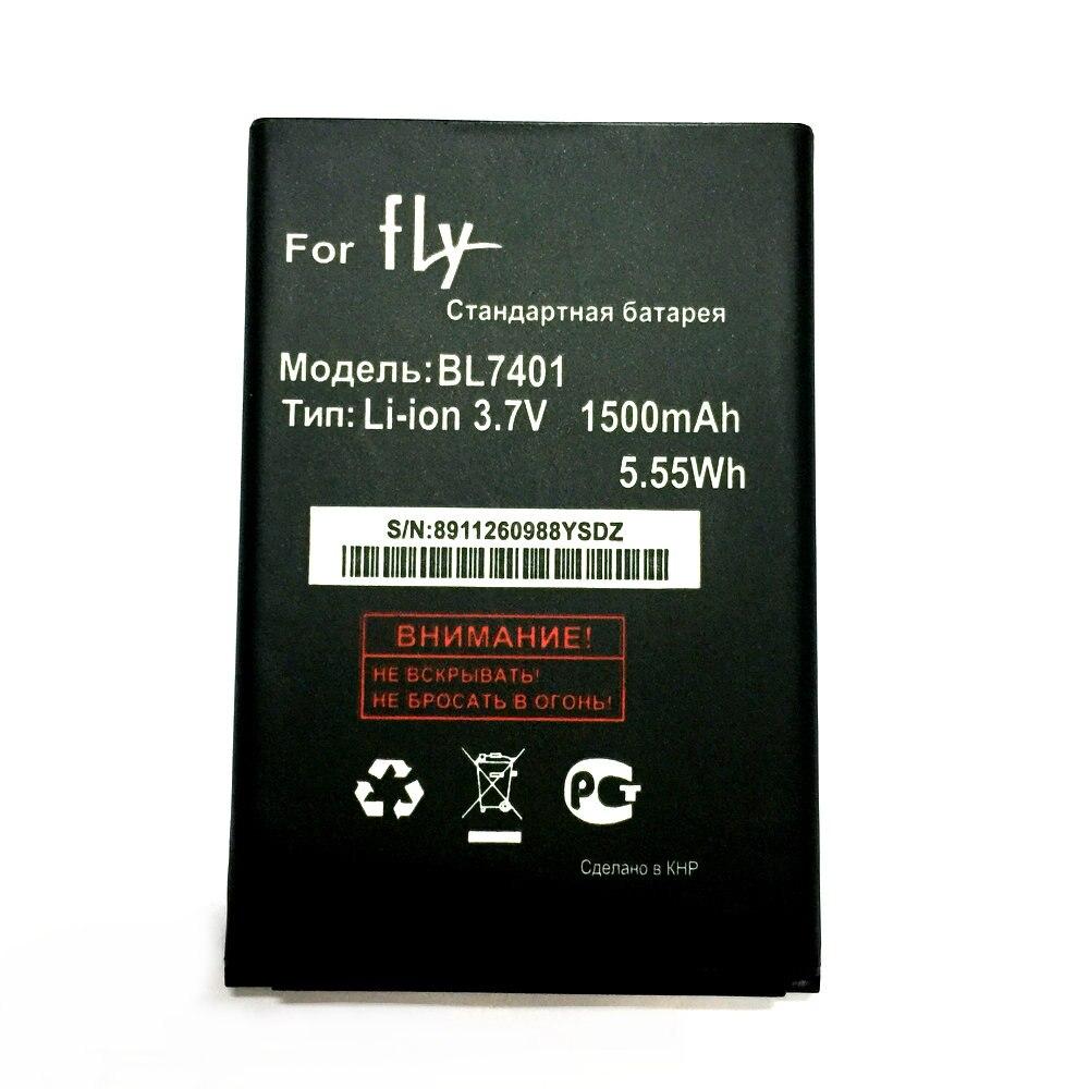 Nuevo BL7401 1500mAh alta calidad Li-ion batería para Fly IQ238 teléfono batería