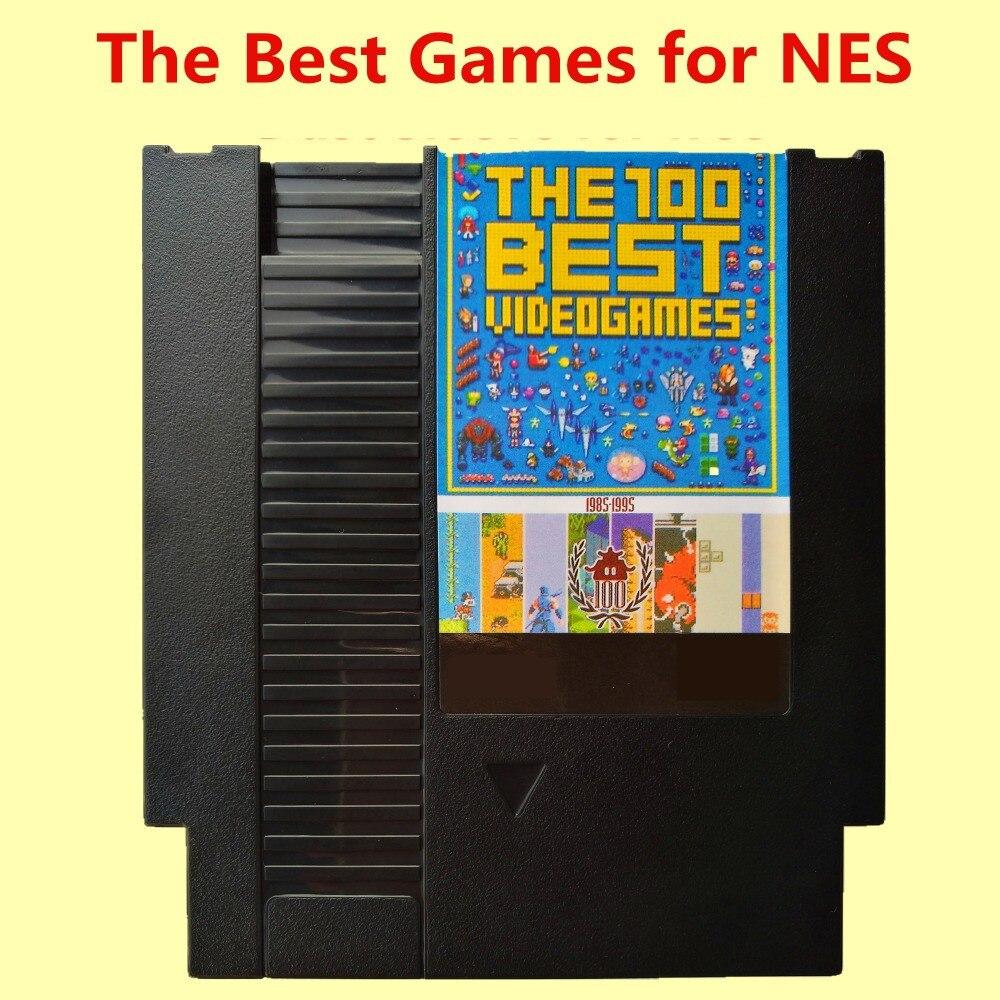143 в 1 Лучшие видеоигры всех времен! Contra/Earthbound/Megaman 123456/Turtles 1234 72 контакта 8-битная игровая Карта
