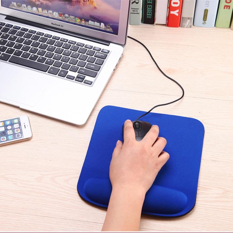 Alfombrilla de ratón óptica alfombrilla de ratón 2017 cómoda alfombrilla para juegos alfombrilla para ratón ordenador PC portátil