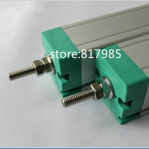 Free shipping KTF 110mm linear motion position transducer for injection molding machine