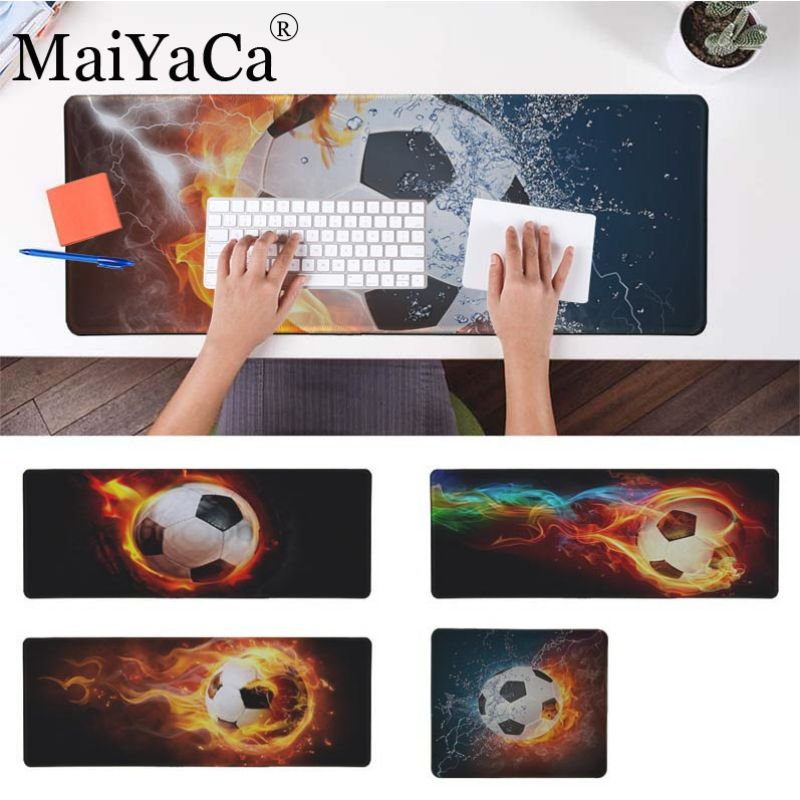 MaiYaCa 2019 Nova queima footbal Bonito Anime Mouse Pad para league of legends mouse pad mousepad