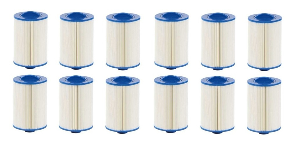 Elija 1 Uds 4 Uds 6 uds 12 Uds filtro de agua tamaño 20,5 cm x 15cm mango semi-circular superior 38mm SAE hilo inferior