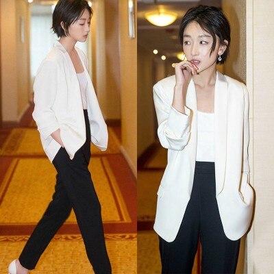 Women Blazers And Jackets 2020 New Spring Autumn Ladies Blazer Long Sleeve Blaser Suit jacket Female Feminine Elegant