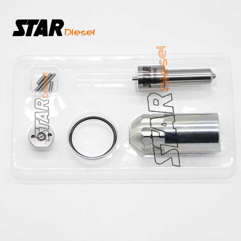 23670-39316 (23670-39315) Kits de Reparação Injector Com Bico DLLA155P1025 (093400-1025) placa de orifício de Válvula 18 # Porca E1022003