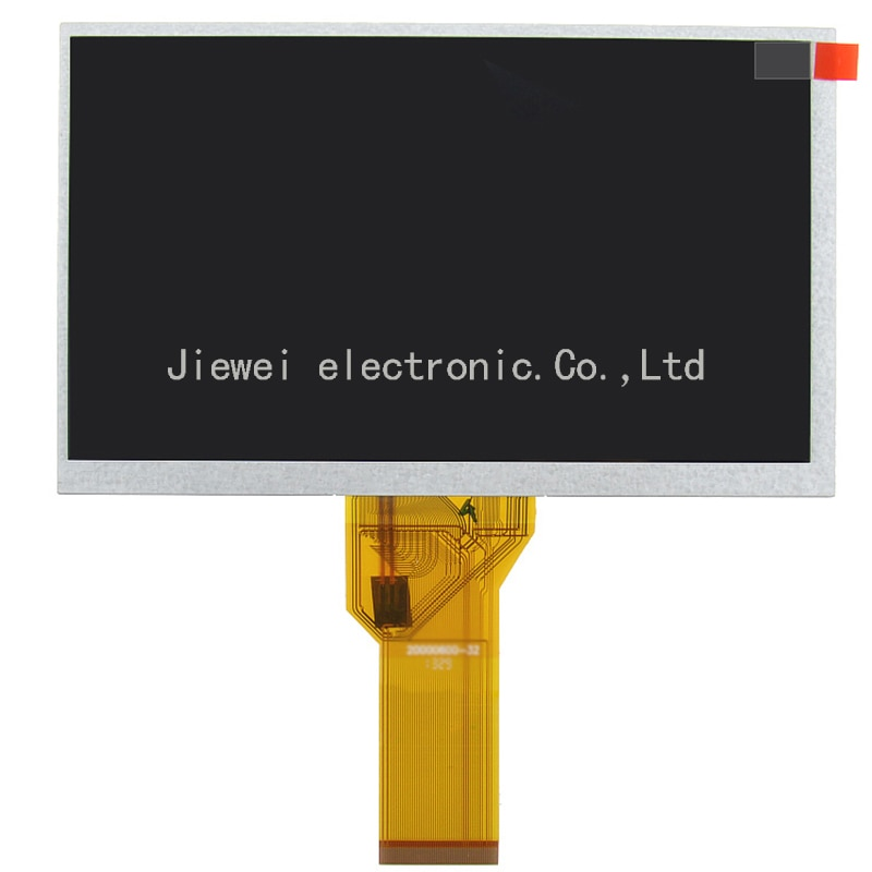 Envío Gratis nuevo HL070TN94 LCD DVD para coche pantalla HL070TN94 P40-HDM-CPX 5MM pantalla