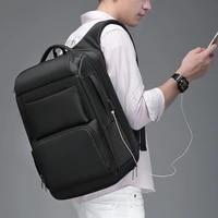 high quality mens backpack large capacity outdoor travel bag usb charging anti theft laptop bookbag multifunctional waterproof