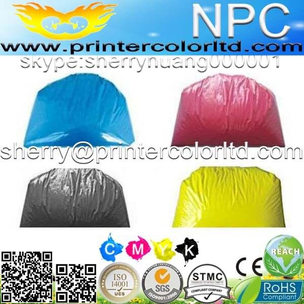 Pigmento de color en polvo de tóner Compatible con 1kg para Konica Minolta bizhub C200/C252/C203/C353 C350/C351/C450 C451