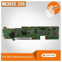 Для Asus ME302C планшет материнская плата MeMO Pad FHD 10 ME302C 32GB Материнская плата хорошо работает