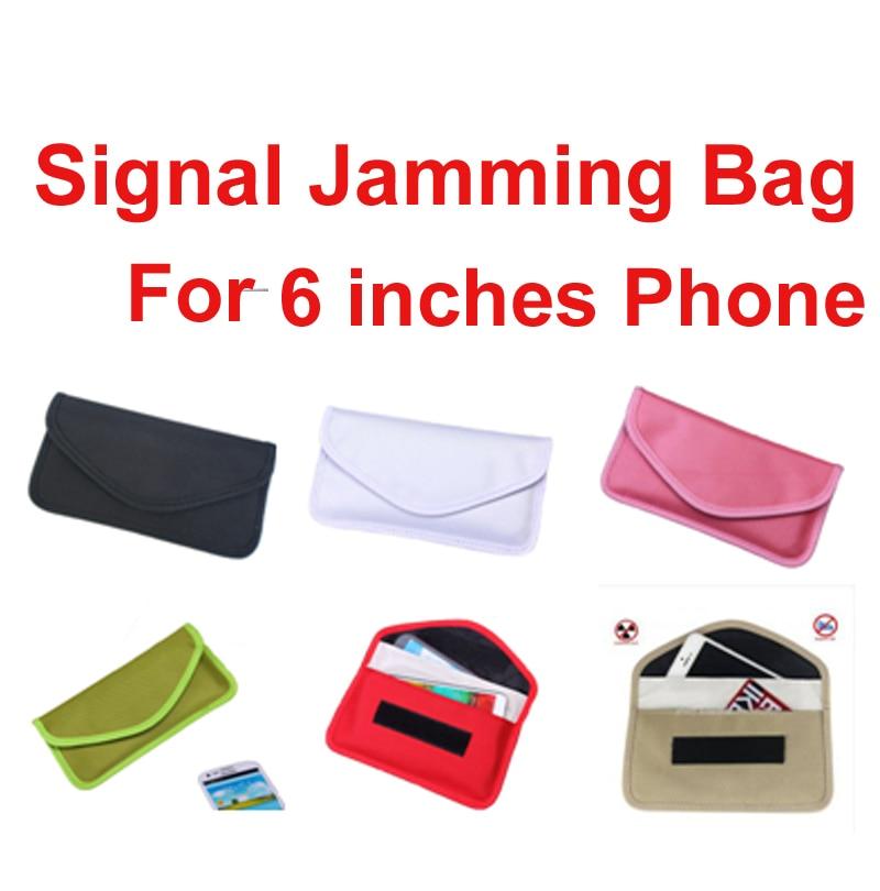 Anti-Scan Card Sleeve bag for phone with function of signal isolator & radiation blocker bag radiation jammer bag anti scanning