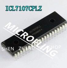 2 pièces ICL7107CPLZ ICL7107CP ICL7107 7107 CPLZ DIP-40 IC