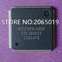 5 piezas NPCE985LAODX NPCE985LA0DX NPCE985LA NPCE985 QFP128 IC
