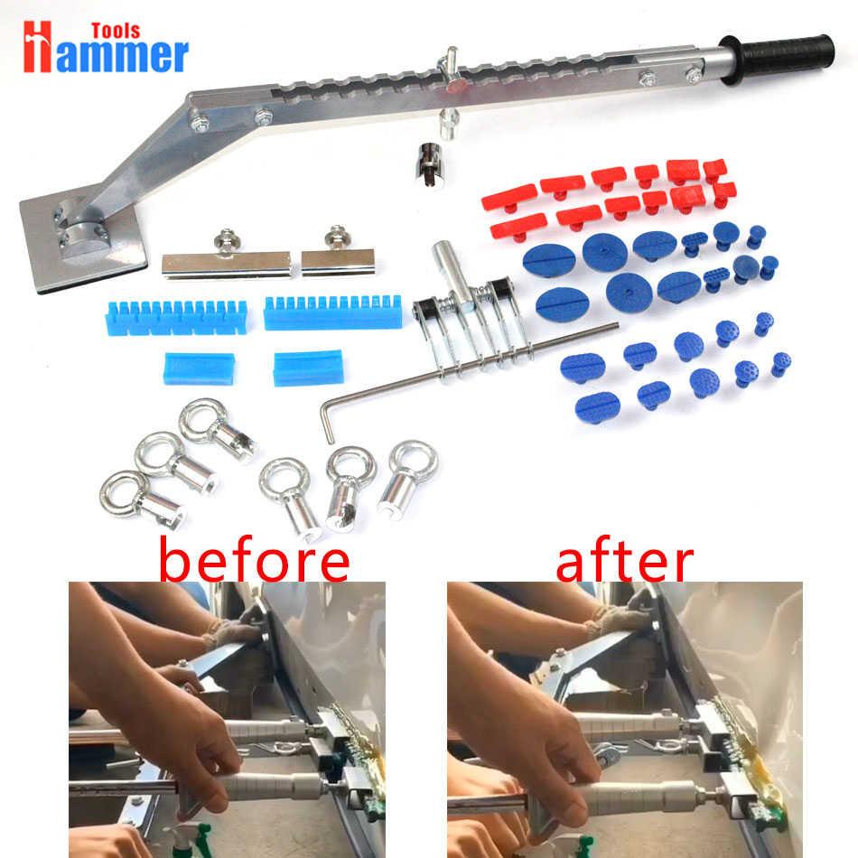 Super Dent Puller Kit Car Dent Repair Tools Glue Tabs Slide Hammer Tips Accessory Hand Tool Sets Aliexpress