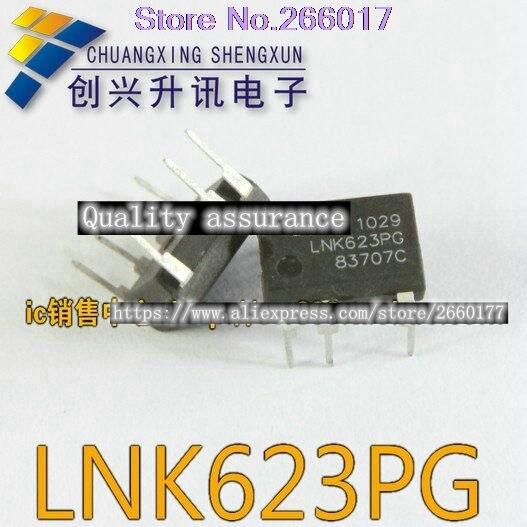 1pcs/lot LNK623PG LNK623 DIP-7 LCD In Stock