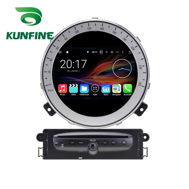 Восьмиядерный 4 Гб ОЗУ Android 9,0 автомобильный DVD GPS навигатор мультимедийный плеер Автомобильный стерео для BMW Mini Cooper после 2006-2013 радио