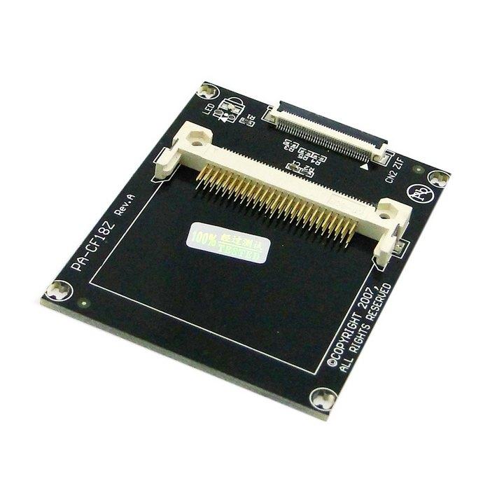 "1,8 ""компактная флеш-карта памяти CF для CE Toshiba Ipod ZIF SSD HDD адаптер с 2 кабелями"