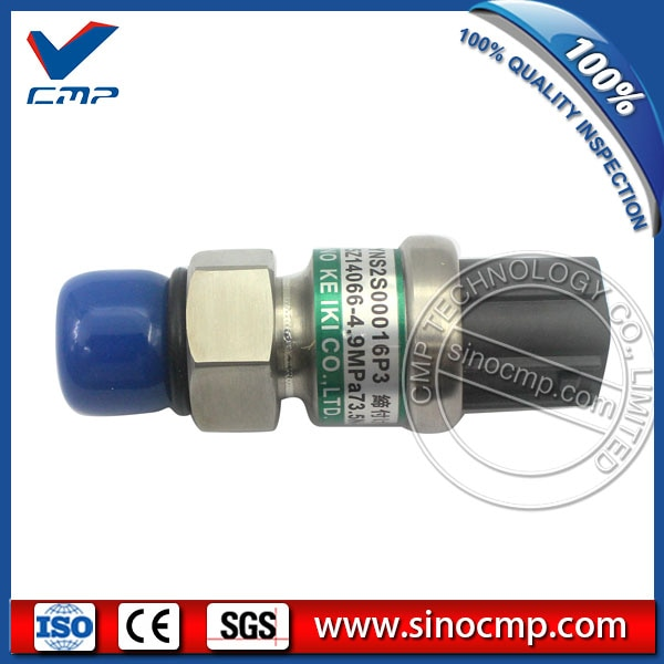 SK200-5 Kobelco Sensor de presión YN52S00028P1