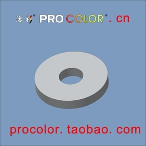 Made mould OEM Customized Shape Colours Silicone Rubber Seal Gasket o-rings OD 29MM *Hollow plug inner hole 22mm *thick 3mm
