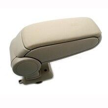 Center Console Armrest (Beige Leather) for Nissan Tiida 2004-2012
